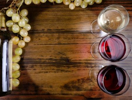 ワインのテクスチャー 写真素材