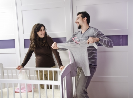 choosing clothes: Choosing clothes for baby