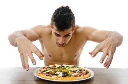 resist: Pizza wins.