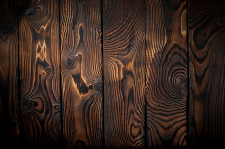 Natural Wood Texture Background. Almond Tree Wood Grained Texture.
