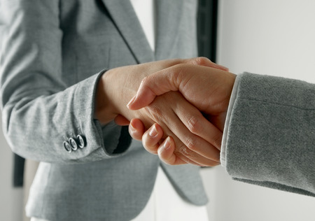 human hands: Handshake