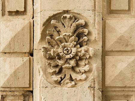 baroque: Baroque rose window