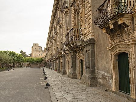 catania: Benedictine Monastery Catania