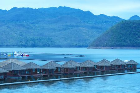 Accommodation Srinakarin Dam