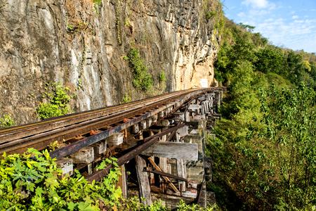 Death Railway Train Kanchanaburi