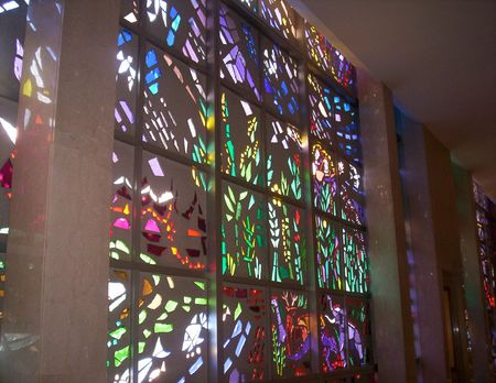 vetrate colorate: Pi� Stained Glass Windows