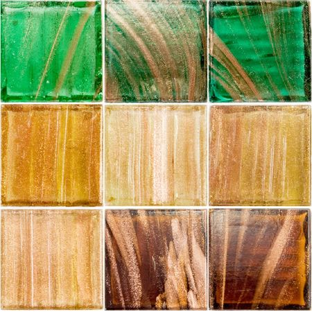 palette of a rich glass tiles Stock Photo - 2846188