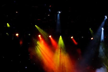 spotlights Stock Photo - 4294281