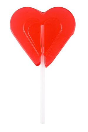 candy red heart photo
