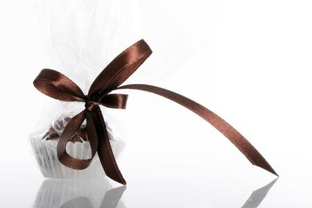 praline: chocolade snoepje