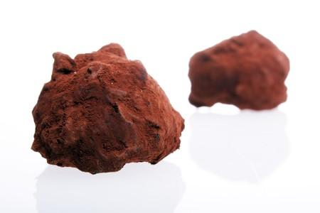 chocolate truffles Stock Photo - 4350363