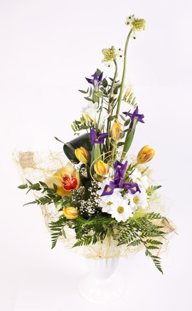 bunch of flowers Stock Photo - 4561927
