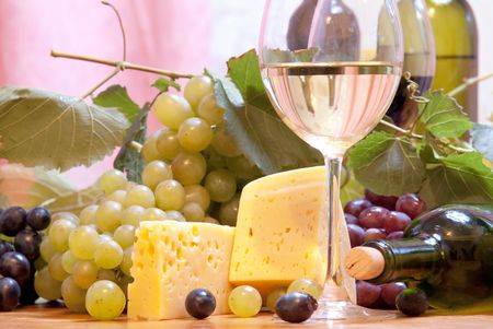 Wine composition Stock Photo - 5448349