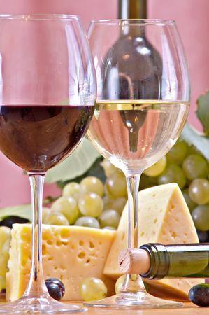 Wine composition Stock Photo - 5448307