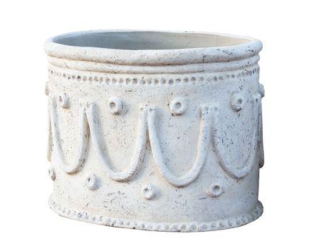 Ancient Greek vase photo
