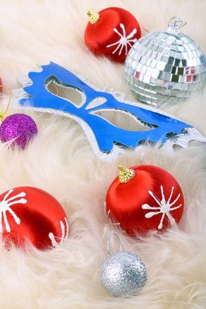 christmas balls Stock Photo - 5663819
