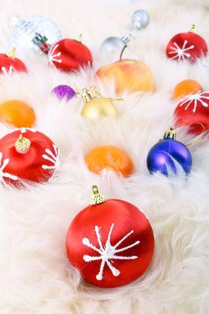 christmas balls Stock Photo - 5663892