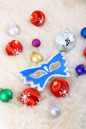 christmas balls Stock Photo - 5699365