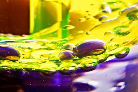 coloured drops Stock Photo - 5840680