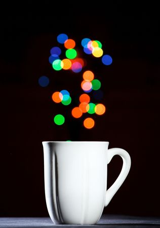 holiday drink photo