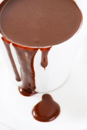 dark chocolate  photo