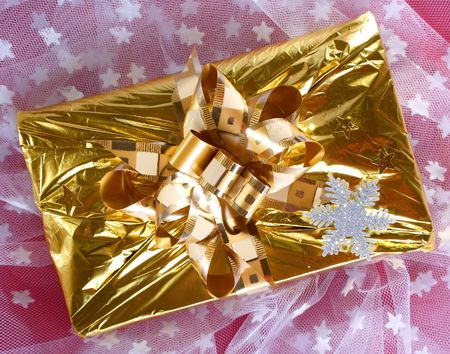 christmas present Stock Photo - 5882611
