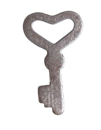 Vintage key Stock Photo - 6330625