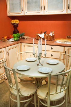 Interior of modern kitchen Stock Photo - 6417999