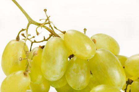 green grapes Stock Photo - 6598738