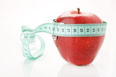 red apple Stock Photo - 6868640