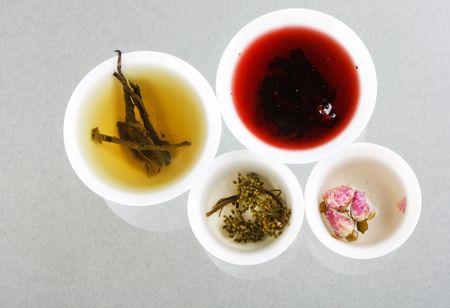 unique kinds of tea Stock Photo - 6868923