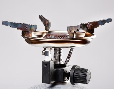 small gas stove  photo