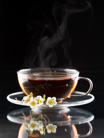 afternoon:  herbal tea