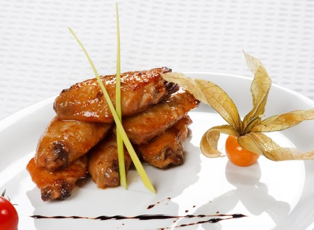 chicken wings Stock Photo - 7027508