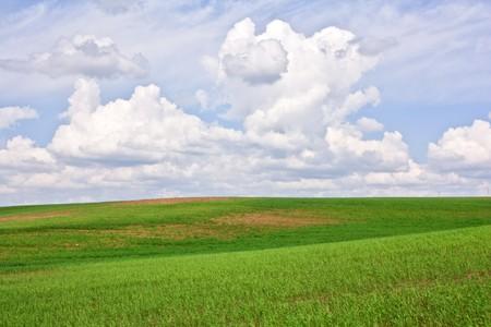 beautiful landscape Stock Photo - 7045105