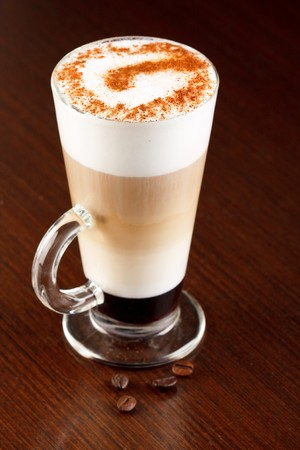 cappuchino: coffee latte