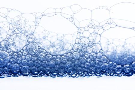 gel douche: Arri�re-plan de mousse