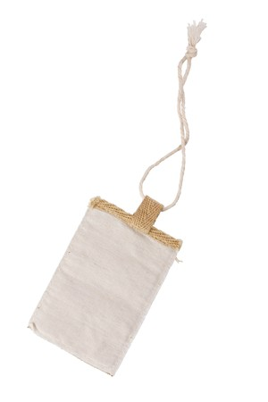 Blank tag isolated on white  Stock Photo - 7147390
