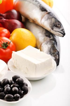 mackerel: mackerel with vegetables