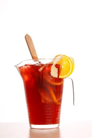 fruit drinks: cold fruit drinks