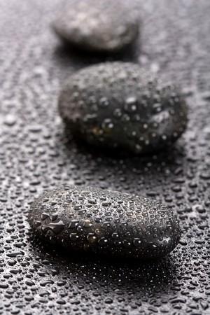zen stones Stock Photo - 7332432