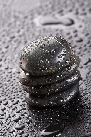 zen stones Stock Photo - 7378701