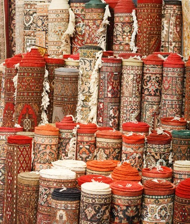 Indian carpets Stock Photo - 7436602