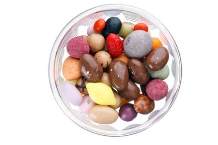 sweetmeats: sweet present