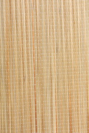 logwood: Bamboo mat for texture Stock Photo
