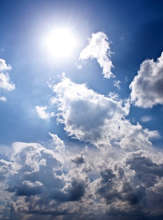 beautiful clouds Stock Photo - 7566616