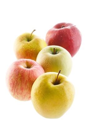 tasty apples photo