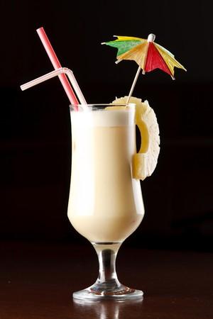 Pina Colada Cocktail  photo
