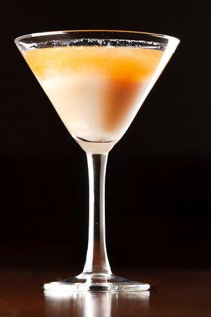 colada: tasty cocktail  Stock Photo
