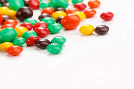 candy store: color candies